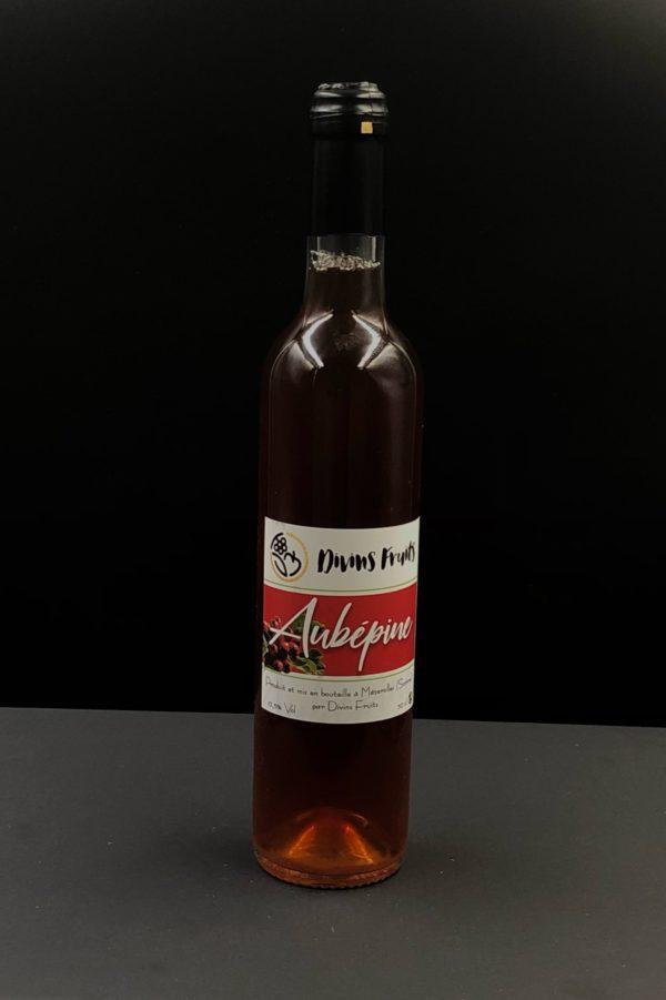 Divins fruits Aubépine 50cl   Ô douceurs de nos terroirs - Epicerie fine à Péronne