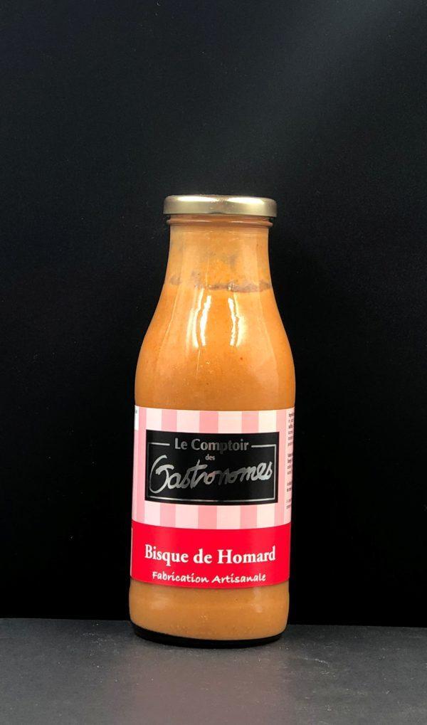 Bisque de homard   Ô douceurs de nos terroirs - Epicerie fine à Péronne