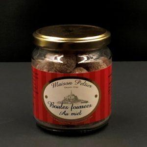 Boules fourrées au miel | Ô douceurs de nos terroirs - Epicerie fine à Péronne