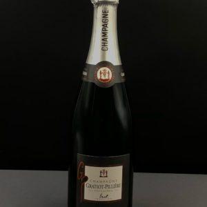 Champagne Gratiot-Pillière brut   Ô douceurs de nos terroirs - Epicerie fine à Péronne