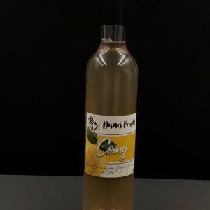 Divins Fruits coing 50 cl | Ô douceurs de nos terroirs - Epicerie fine à Péronne