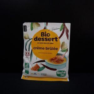 Crème brûlée bio | Ô douceurs de nos terroirs - Epicerie fine à Péronne