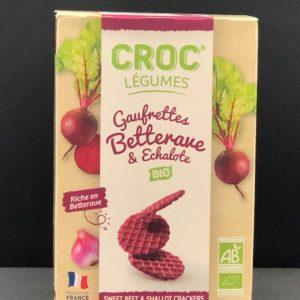 Croc'légumes betterave échalote BIO | Ô douceurs de nos terroirs - Epicerie fine à Péronne