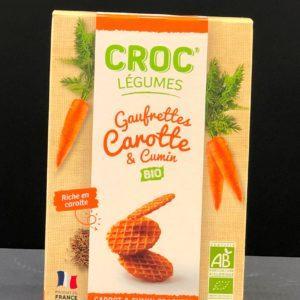 Croc' légumes carotte cumin BIO | Ô douceurs de nos terroirs - Epicerie fine à Péronne