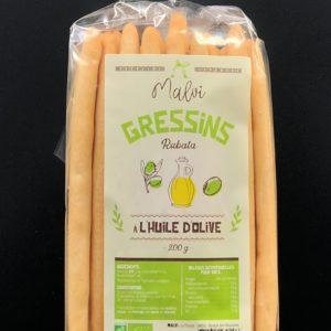 Gressins à l'huile d'olive BIO | Ô douceurs de nos terroirs - Epicerie fine à Péronne
