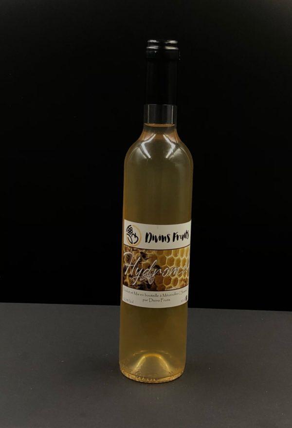 Hydromel 50cl Divins Fruits | Ô douceurs de nos terroirs - Epicerie fine à Péronne