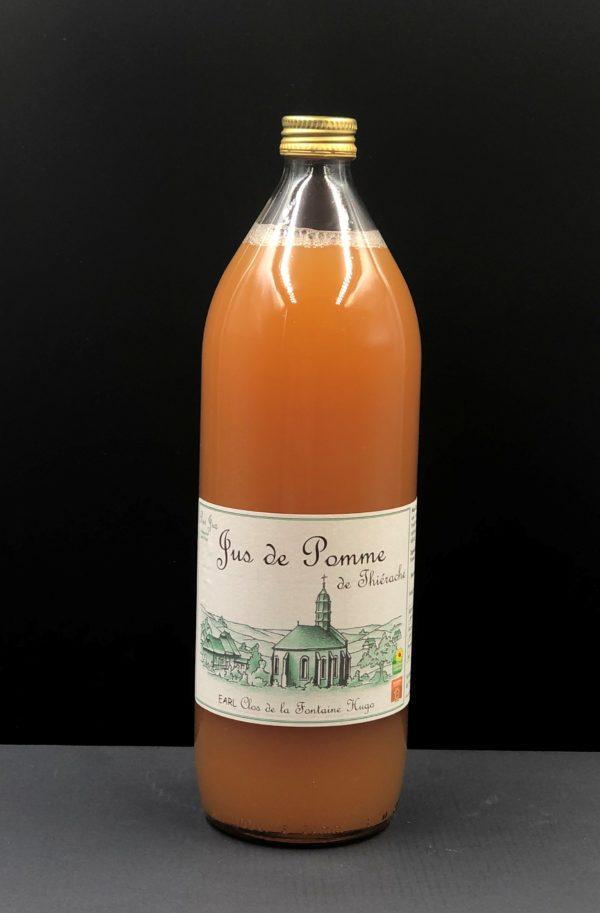 Jus de pomme de Thiérache 1L | Ô douceurs de nos terroirs - Epicerie fine à Péronne