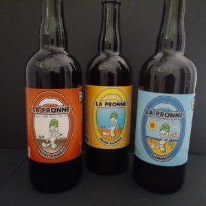 Bière La Pronne | Ô douceurs de nos terroirs - Epicerie fine à Péronne