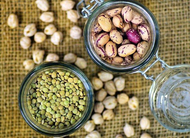Ensemble de légumes secs et graines | Ô douceurs de nos terroirs - Epicerie fine à Péronne