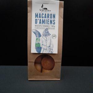 Macarons d'Amiens BIO | Ô douceurs de nos terroirs - Epicerie fine à Péronne