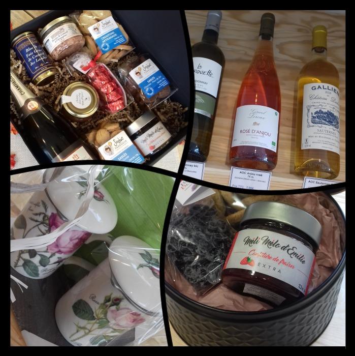 Coffrets cadeaux personnalisables | Ô douceurs de nos terroirs - Epicerie fine à Péronne