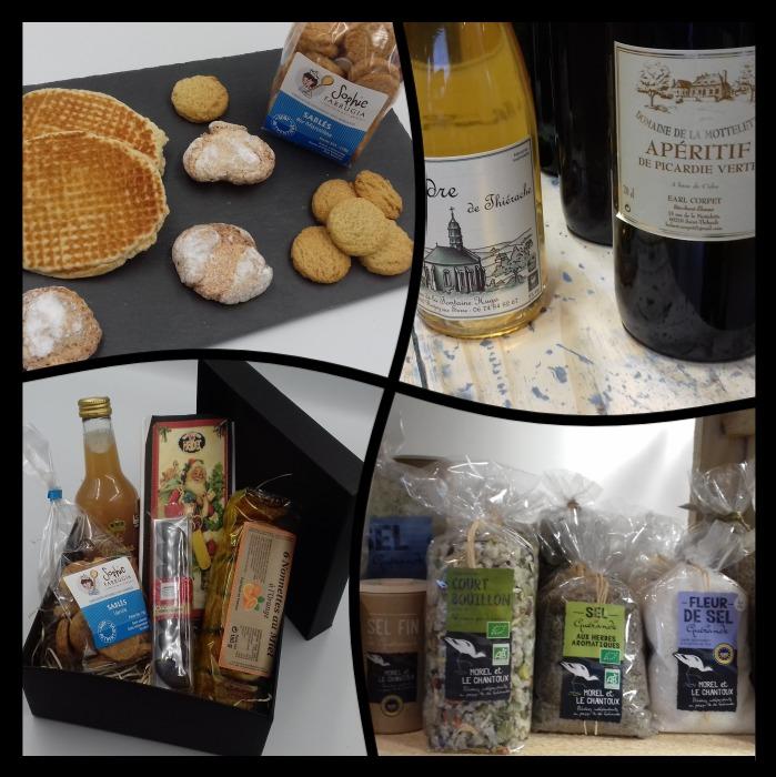 Produits artisanaux | Ô douceurs de nos terroirs - Epicerie fine à Péronne
