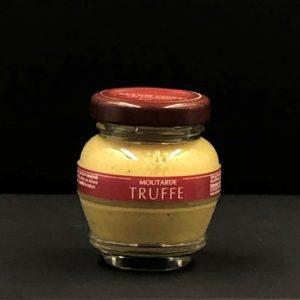 Moutarde à la truffe | Ô douceurs de nos terroirs - Epicerie fine à Péronne