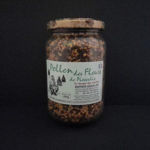 Pot de 250g de pollen de fleurs de Picardie | Ô douceurs de nos terroirs - Epicerie fine à Péronne