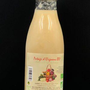 Potage d'oignons BIO | Ô douceurs de nos terroirs - Epicerie fine à Péronne
