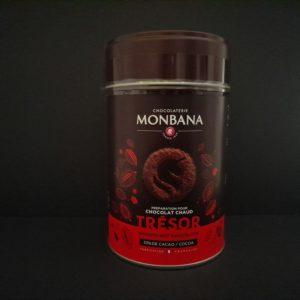 Pot de 250 g de préparation pour chocolat chaud | Ô douceurs de nos terroirs - Epicerie fine à Péronne