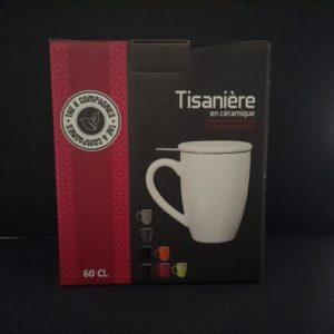 Tisanière céramique | Ô douceurs de nos terroirs - Epicerie fine à Péronne