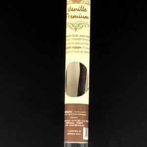 Vanille gousse premium en tube | Ô douceurs de nos terroirs - Epicerie fine à Péronne
