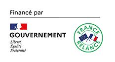 logo du plan de relance France Numérique